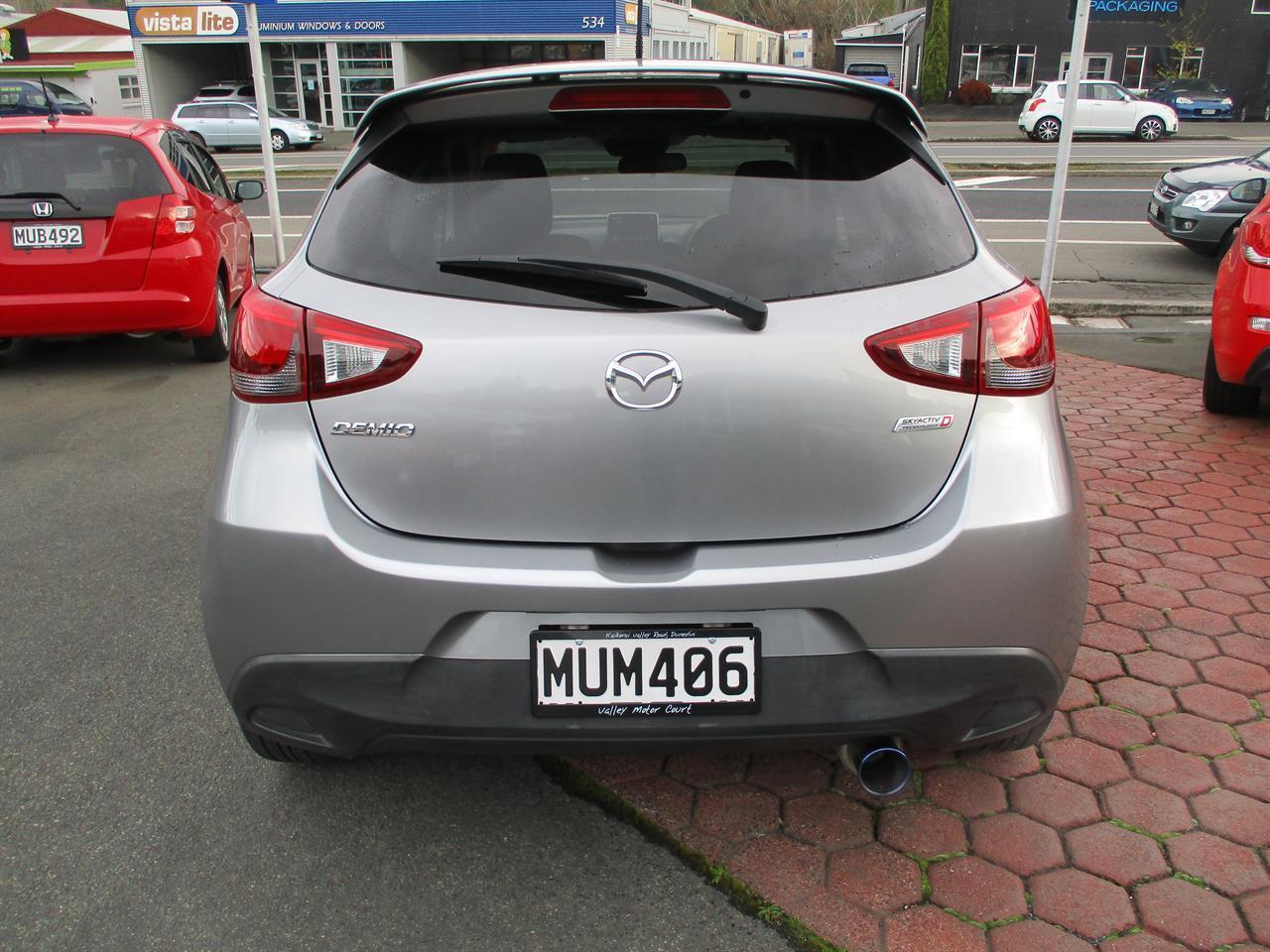 image-4, 2015 MAZDA DEMIO XD Touring at Dunedin