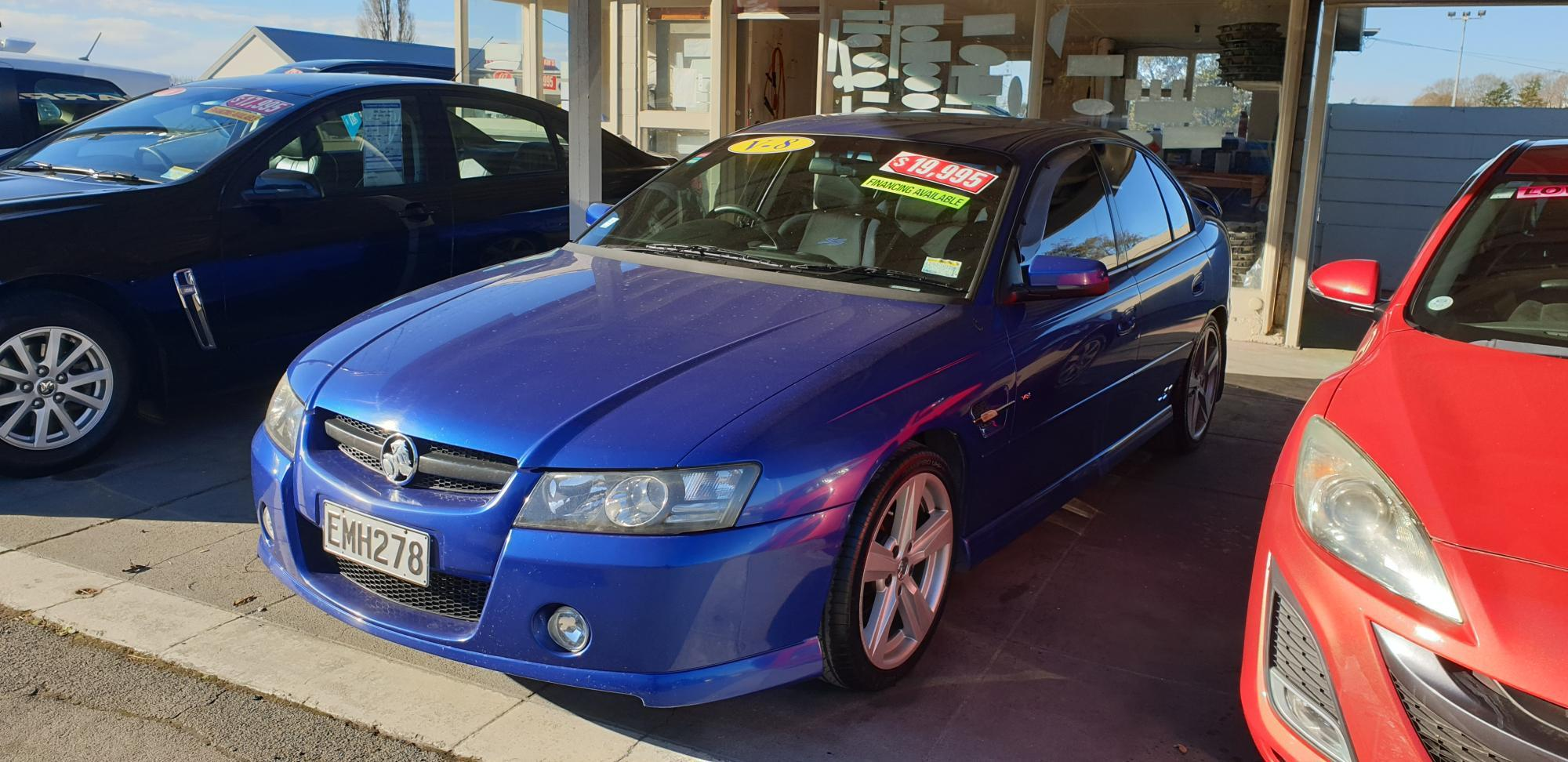 image-0, ss holden commodore 5.7 litre v8 at Timaru