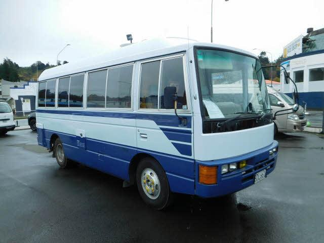 image-0, 1991 Nissan Civilian Camper at Dunedin