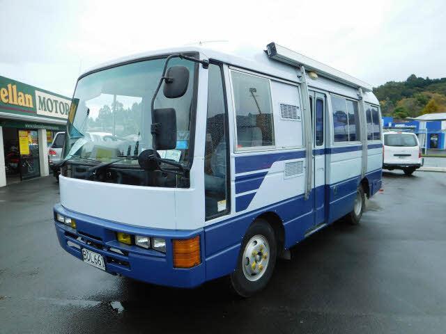 image-3, 1991 Nissan Civilian Camper at Dunedin