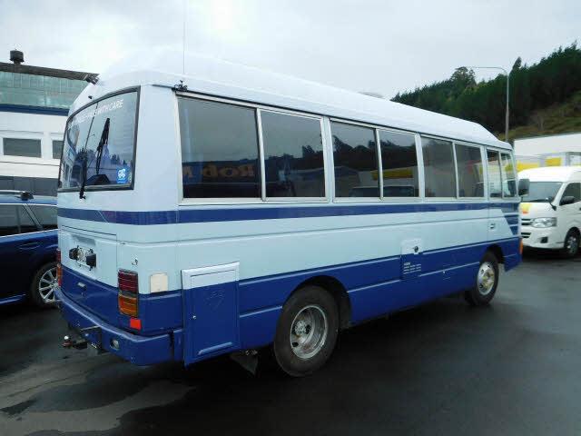 image-1, 1991 Nissan Civilian Camper at Dunedin