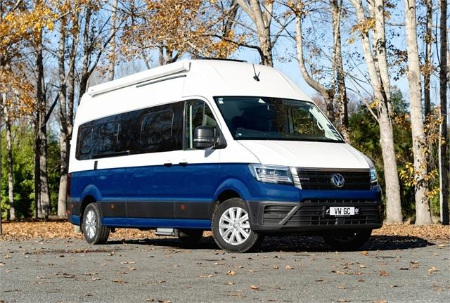 2021 Volkswagen Grand California 680 130kW 4WD Die for