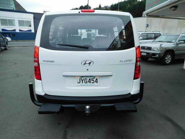 image-15, 2016 Hyundai I-Load VAN at Dunedin