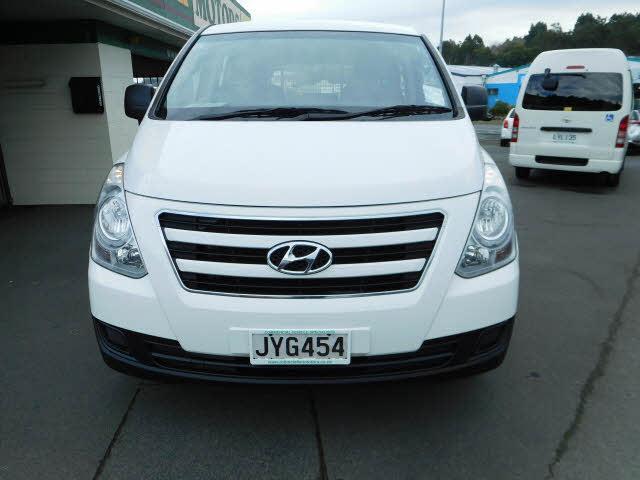 image-4, 2016 Hyundai I-Load VAN at Dunedin
