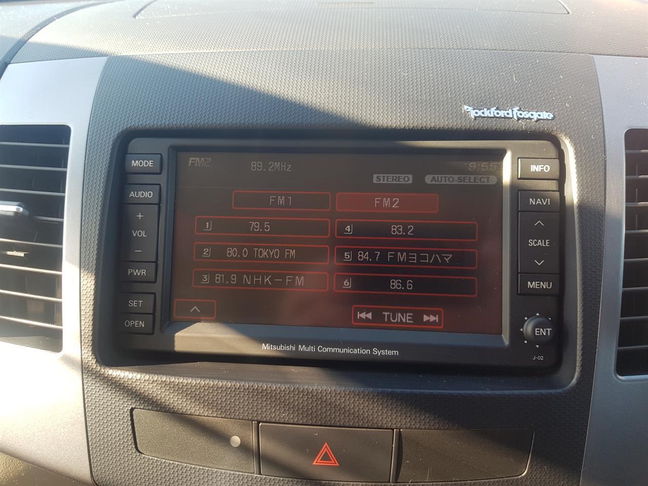 image-9, 2007 Mitsubishi Outlander G 4WD at Gore
