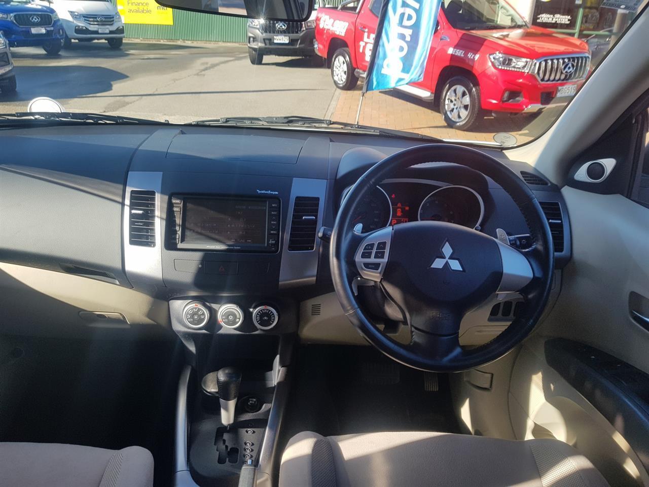 image-6, 2007 Mitsubishi Outlander G 4WD at Gore