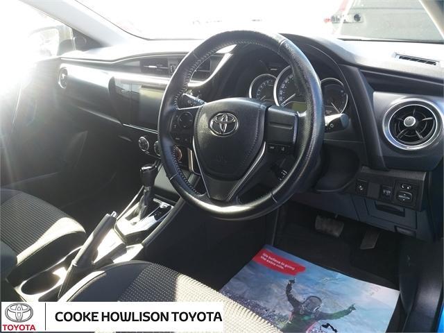 image-10, 2017 Toyota Corolla GLX HATCHBACK at Dunedin