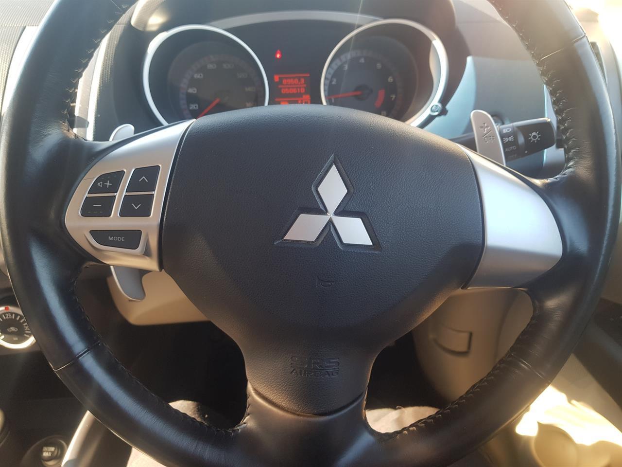 image-13, 2007 Mitsubishi Outlander G 4WD at Gore