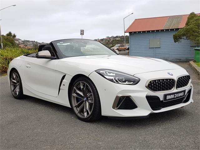 image-2, 2020 BMW Z4 M40i M Performance at Dunedin