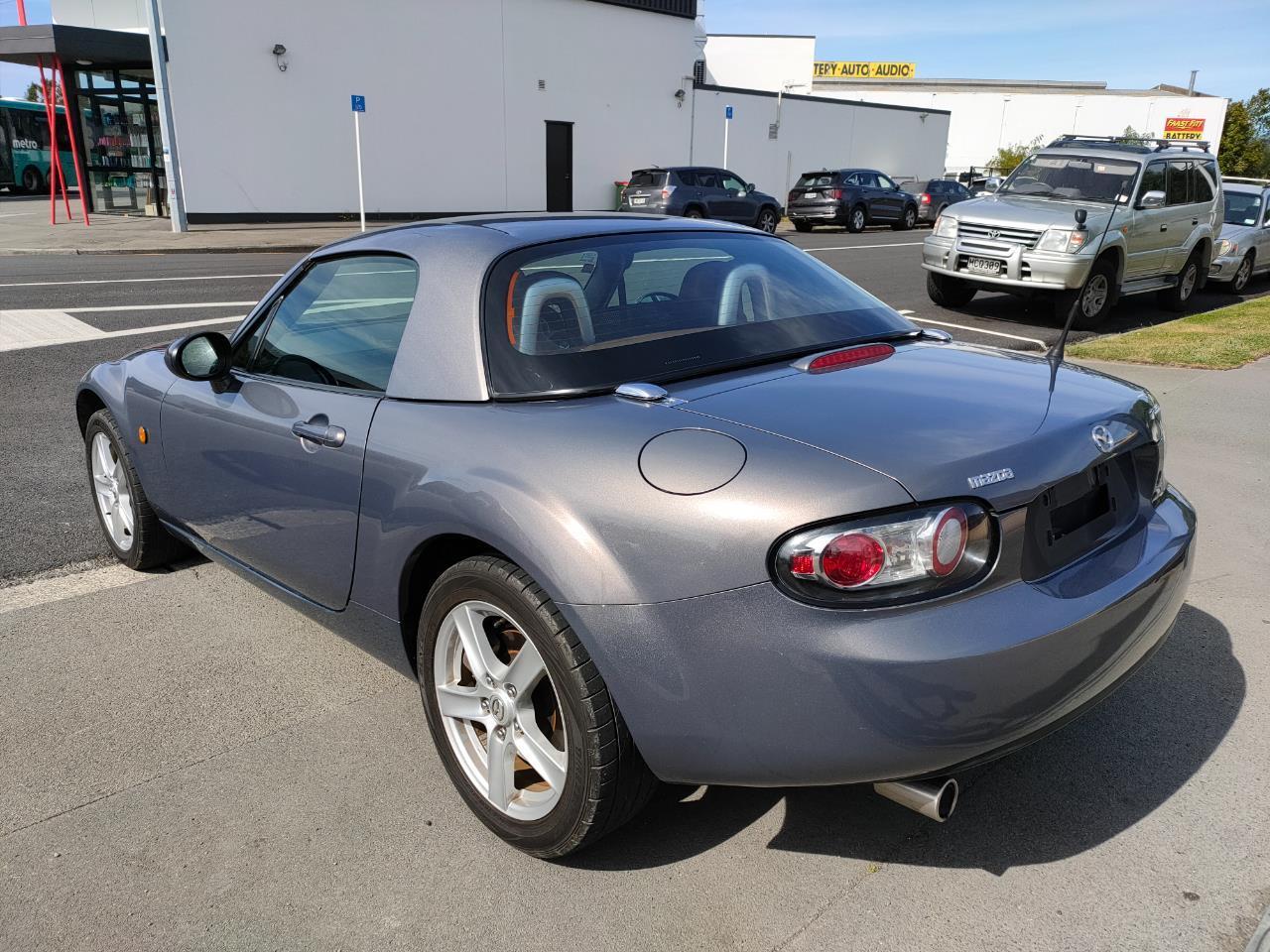image-2, 2006 Mazda Roadster at Christchurch