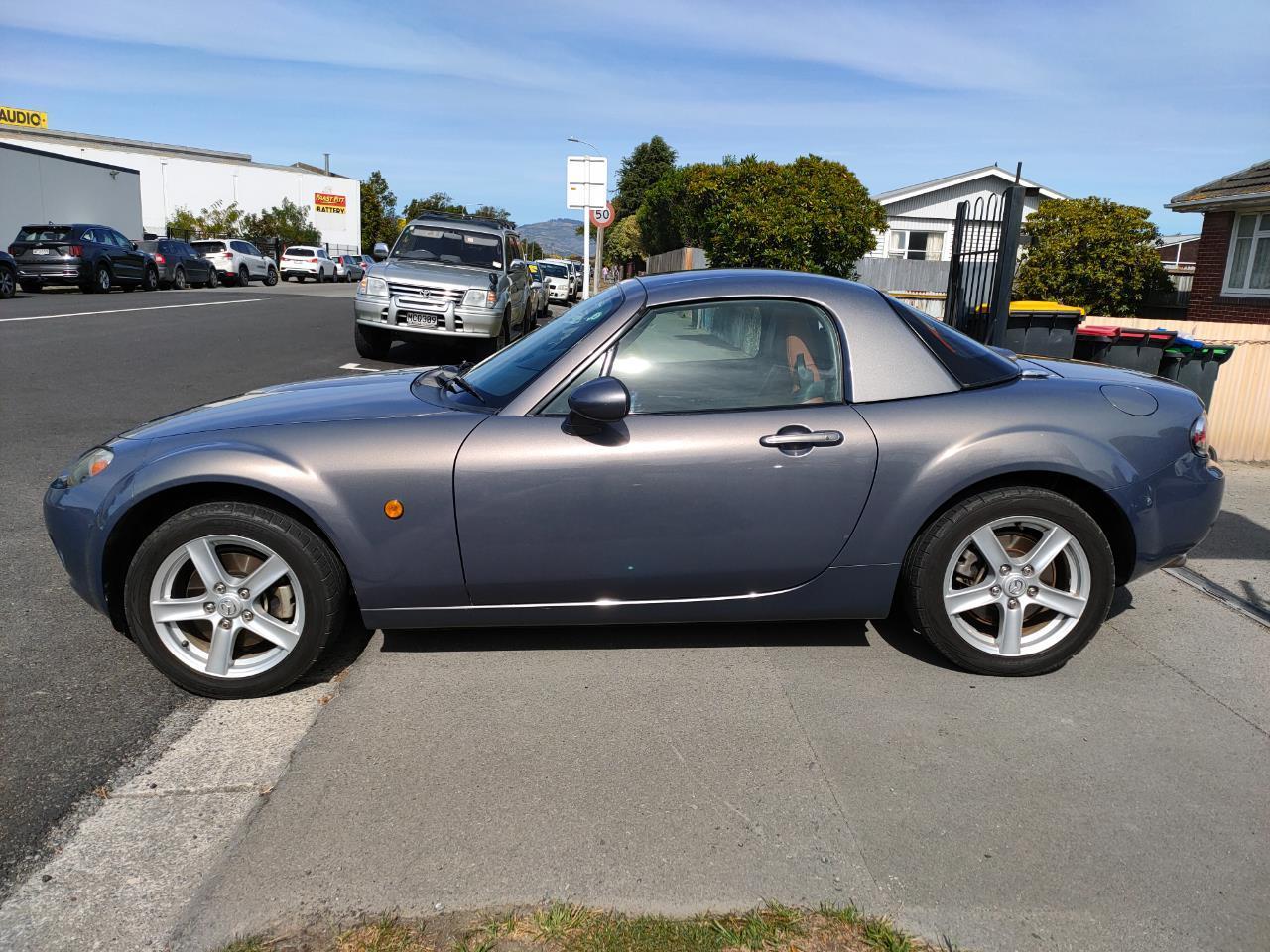image-1, 2006 Mazda Roadster at Christchurch