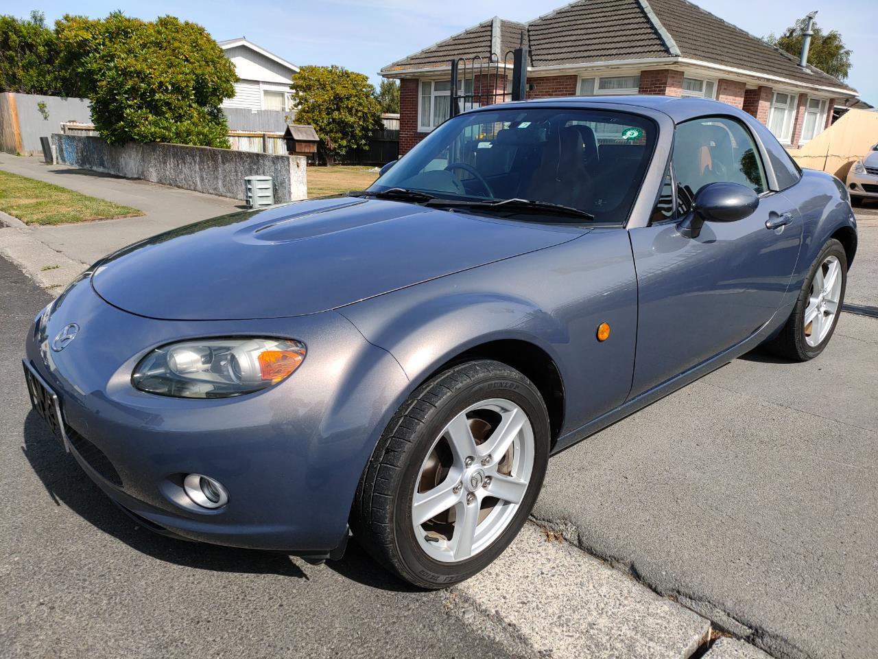 image-0, 2006 Mazda Roadster at Christchurch