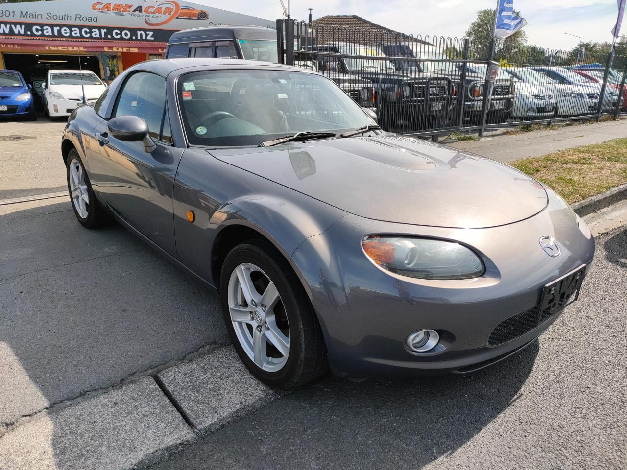 image-7, 2006 Mazda Roadster at Christchurch