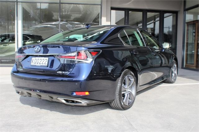 image-11, 2017 Lexus GS 350 NZ New, Bluetooth, Balance of Wa at Christchurch