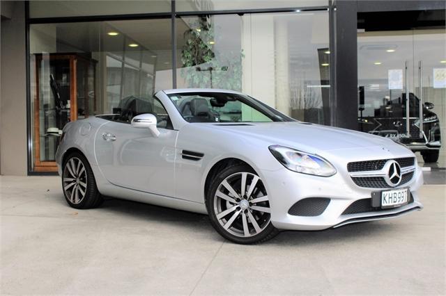 image-8, 2017 MercedesBenz SLC 180 Convertible, NZ New, Low at Christchurch