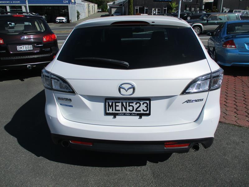 image-5, 2009 Mazda Atenza 2.0 at Dunedin
