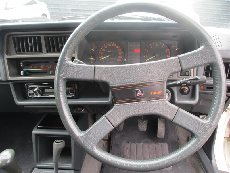 image-17, 1984 Mitsubishi Cordia turbo at Dunedin