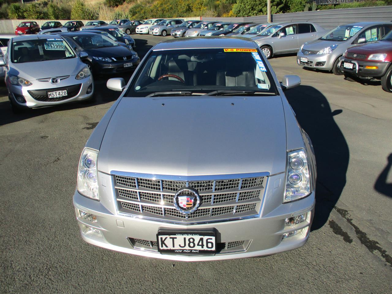 image-11, 2008 Cadillac STS V8 at Dunedin