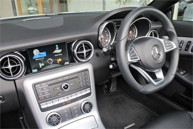 image-15, 2017 MercedesBenz SLC 180 Convertible, NZ New, Low at Christchurch