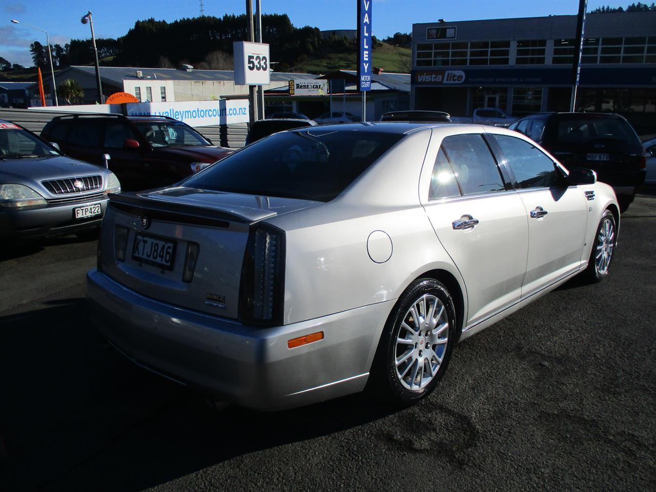 image-4, 2008 Cadillac STS V8 at Dunedin