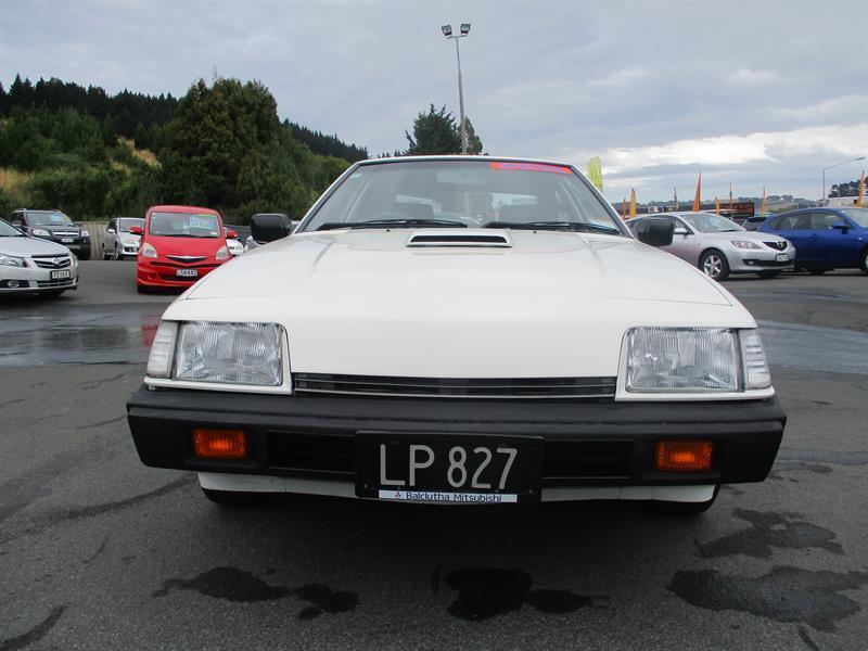 image-4, 1984 Mitsubishi Cordia turbo at Dunedin