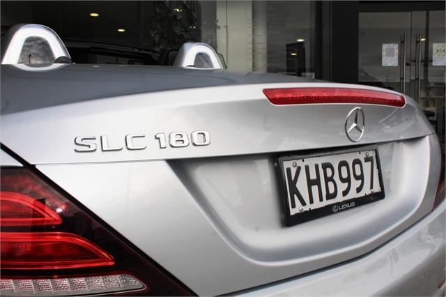 image-12, 2017 MercedesBenz SLC 180 Convertible, NZ New, Low at Christchurch