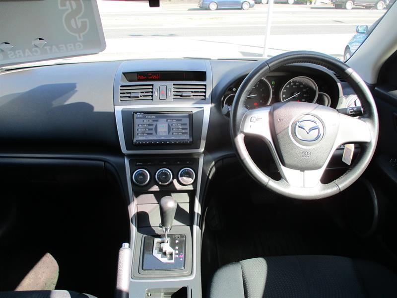 image-11, 2009 Mazda Atenza 2.0 at Dunedin