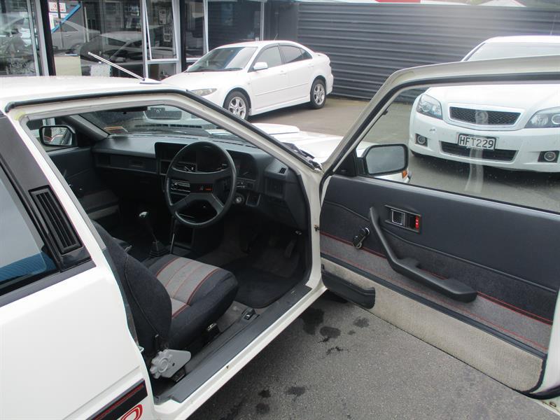 image-14, 1984 Mitsubishi Cordia turbo at Dunedin