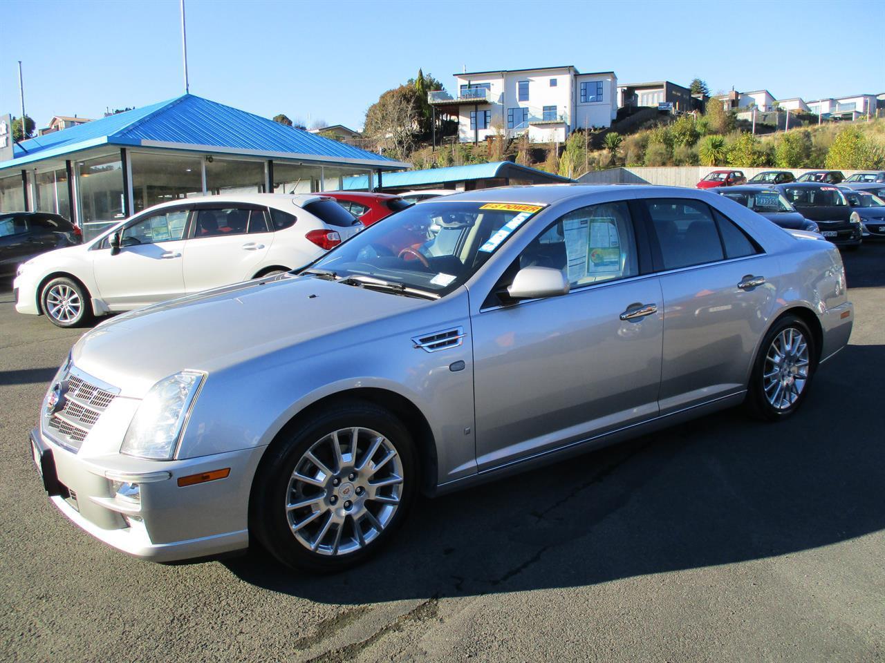 image-8, 2008 Cadillac STS V8 at Dunedin