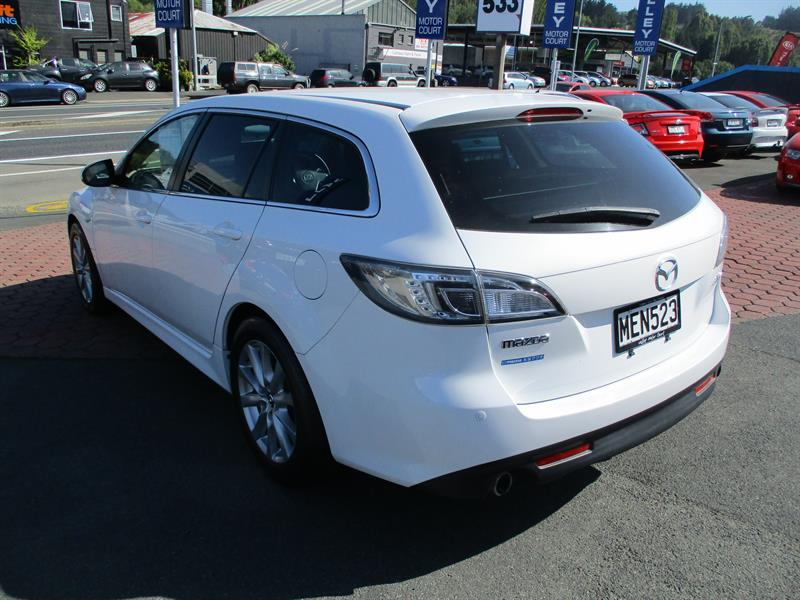 image-6, 2009 Mazda Atenza 2.0 at Dunedin
