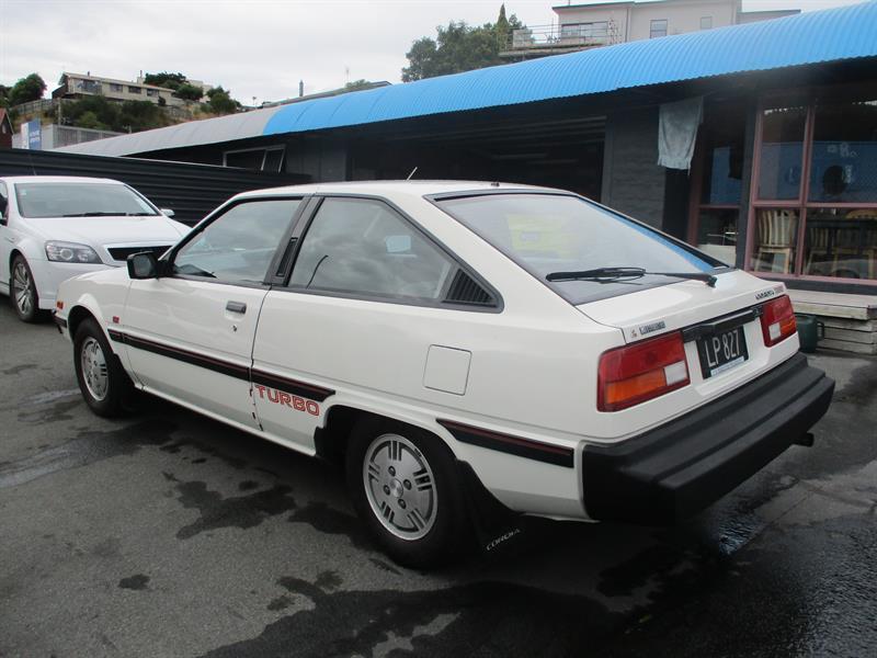 image-7, 1984 Mitsubishi Cordia turbo at Dunedin
