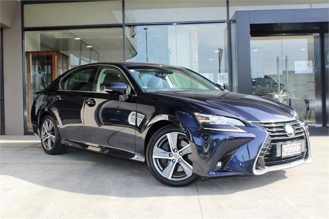 image-0, 2017 Lexus GS 350 NZ New, Bluetooth, Balance of Wa at Christchurch