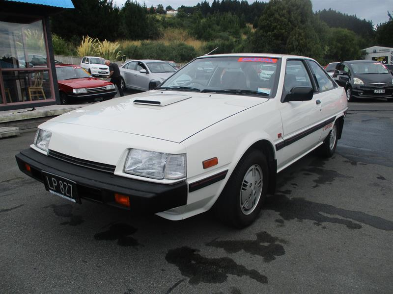 image-6, 1984 Mitsubishi Cordia turbo at Dunedin