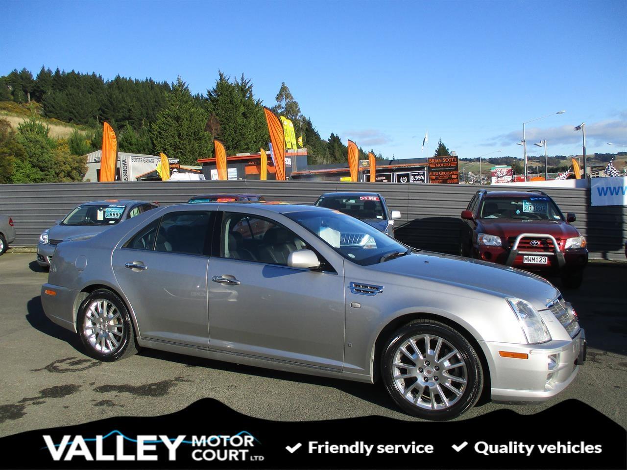 image-0, 2008 Cadillac STS V8 at Dunedin