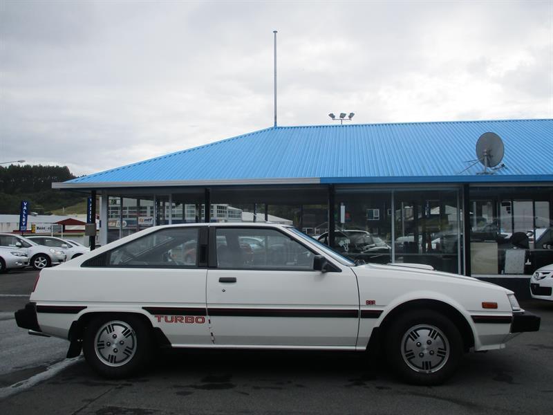 image-1, 1984 Mitsubishi Cordia turbo at Dunedin