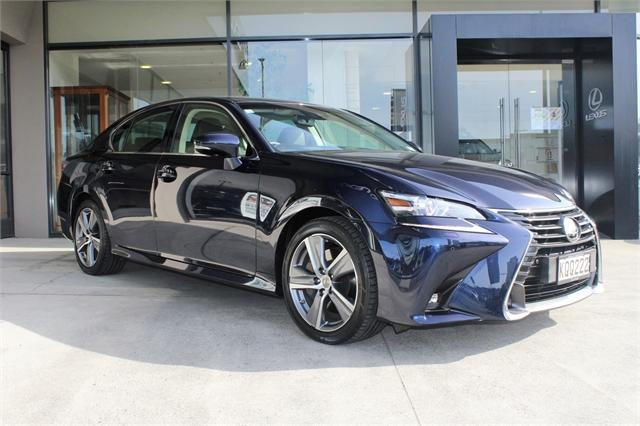 image-1, 2017 Lexus GS 350 NZ New, Bluetooth, Balance of Wa at Christchurch