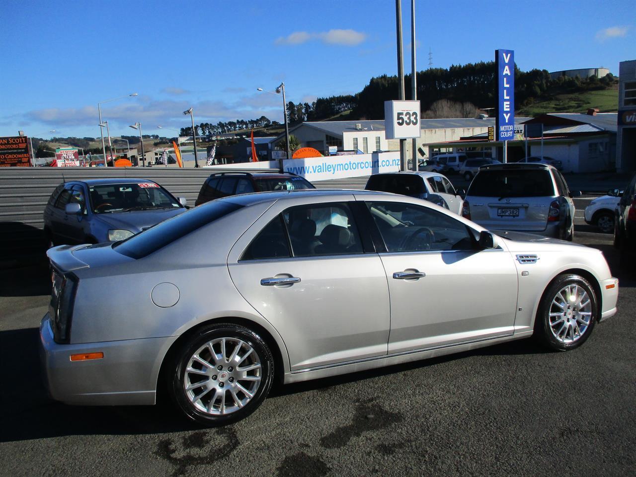image-3, 2008 Cadillac STS V8 at Dunedin