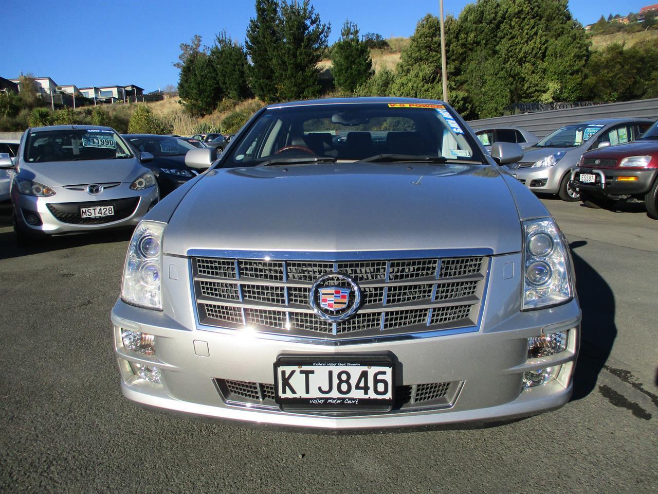 image-10, 2008 Cadillac STS V8 at Dunedin