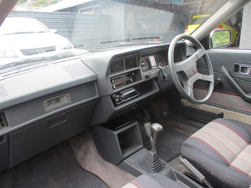 image-12, 1984 Mitsubishi Cordia turbo at Dunedin