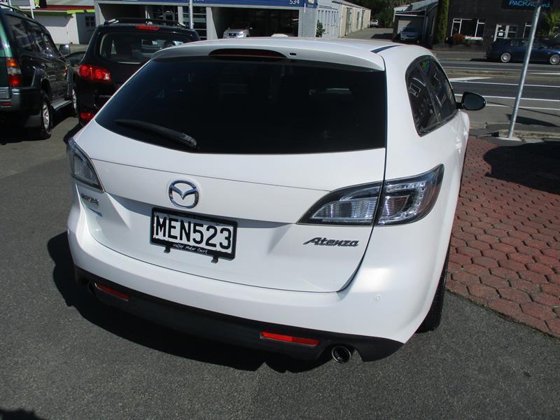 image-4, 2009 Mazda Atenza 2.0 at Dunedin