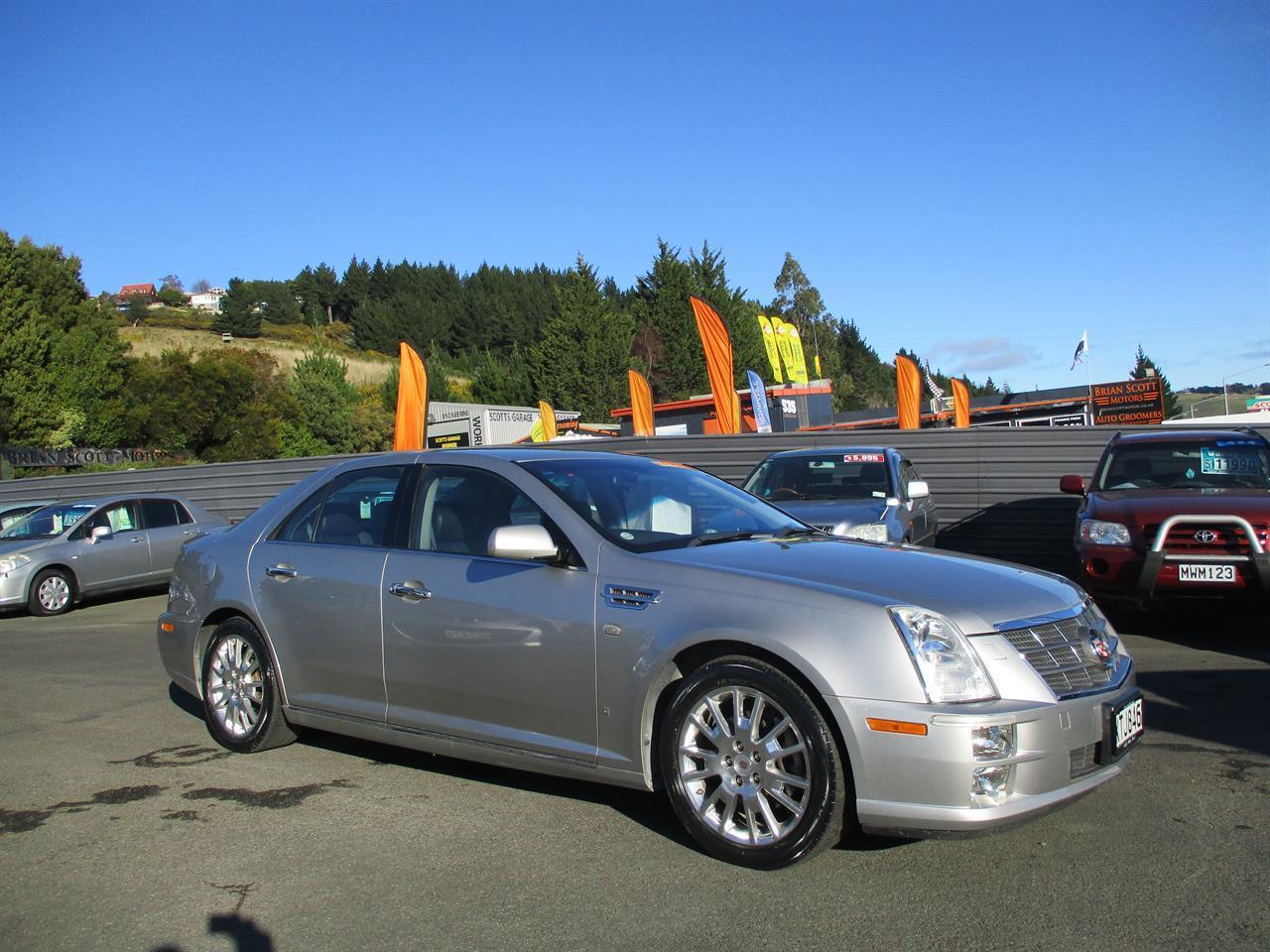 image-1, 2008 Cadillac STS V8 at Dunedin