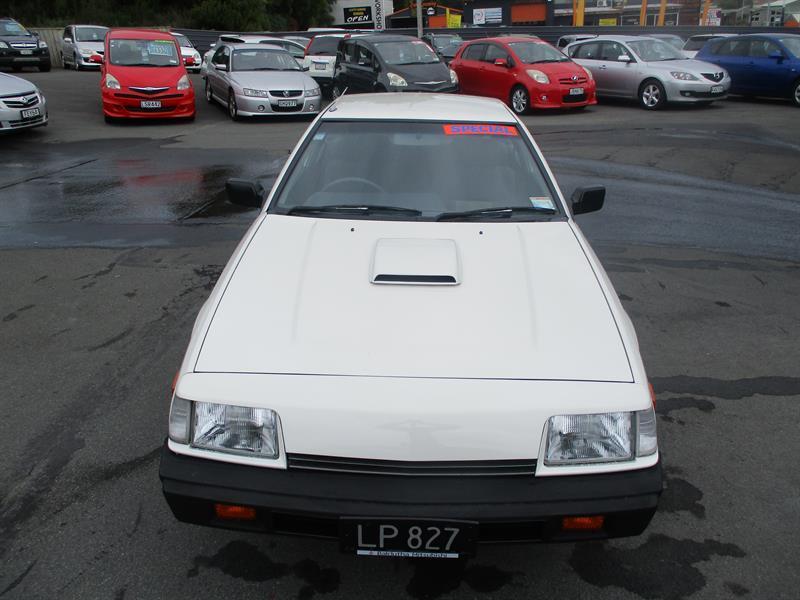 image-5, 1984 Mitsubishi Cordia turbo at Dunedin