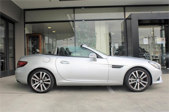image-4, 2017 MercedesBenz SLC 180 Convertible, NZ New, Low at Christchurch