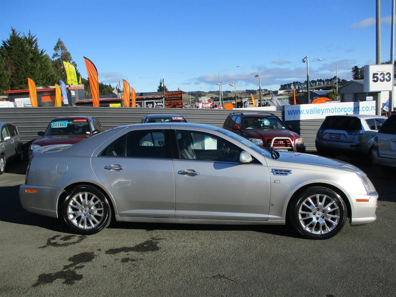 image-2, 2008 Cadillac STS V8 at Dunedin