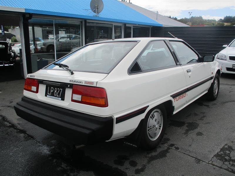 image-2, 1984 Mitsubishi Cordia turbo at Dunedin