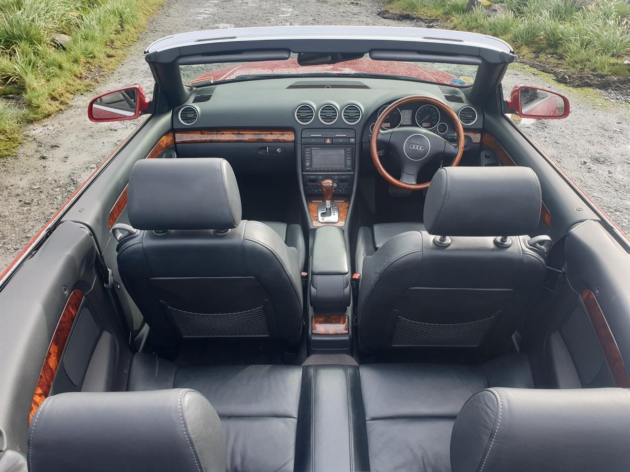 image-5, 2003 Audi A4 at Invercargill