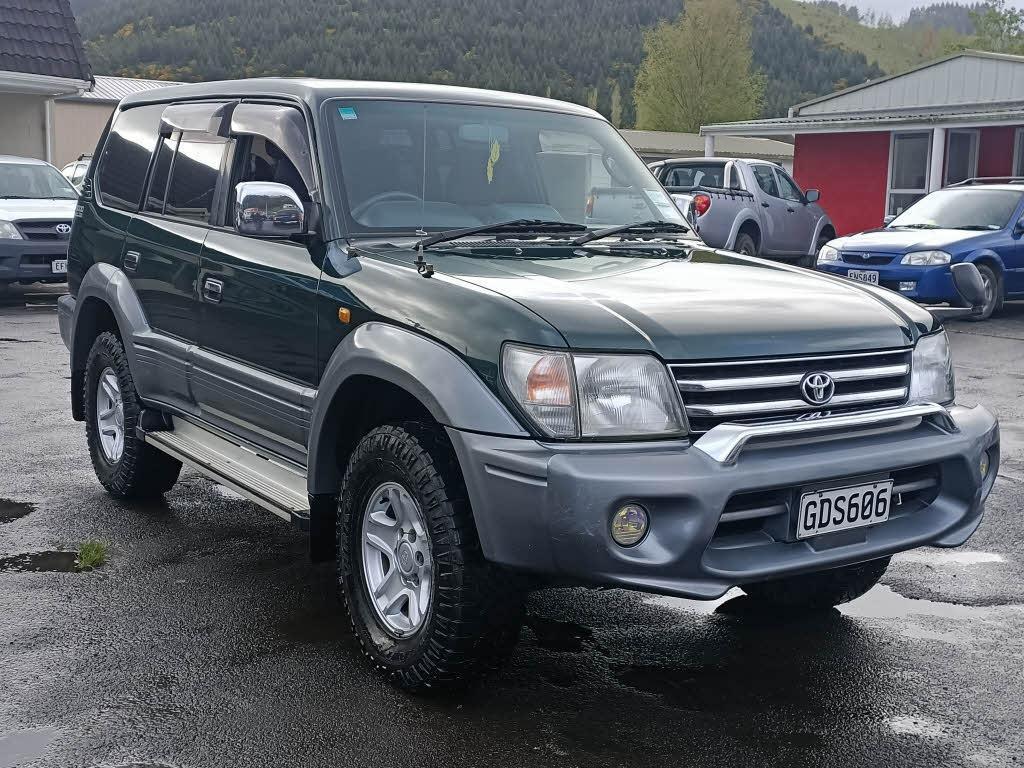 image-3, 1999 Toyota Landcruiser Prado at Dunedin