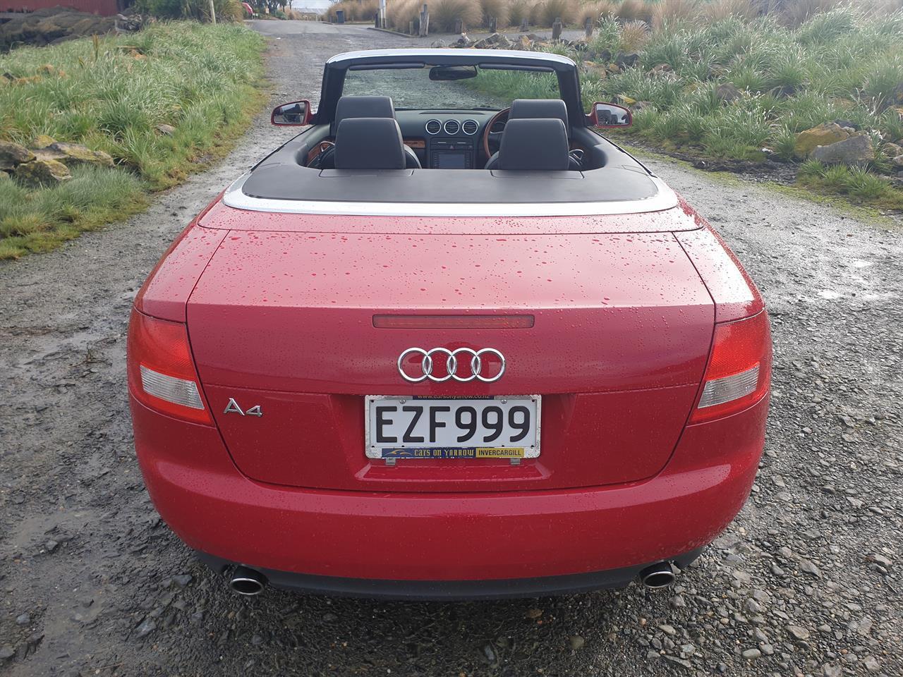 image-4, 2003 Audi A4 at Invercargill