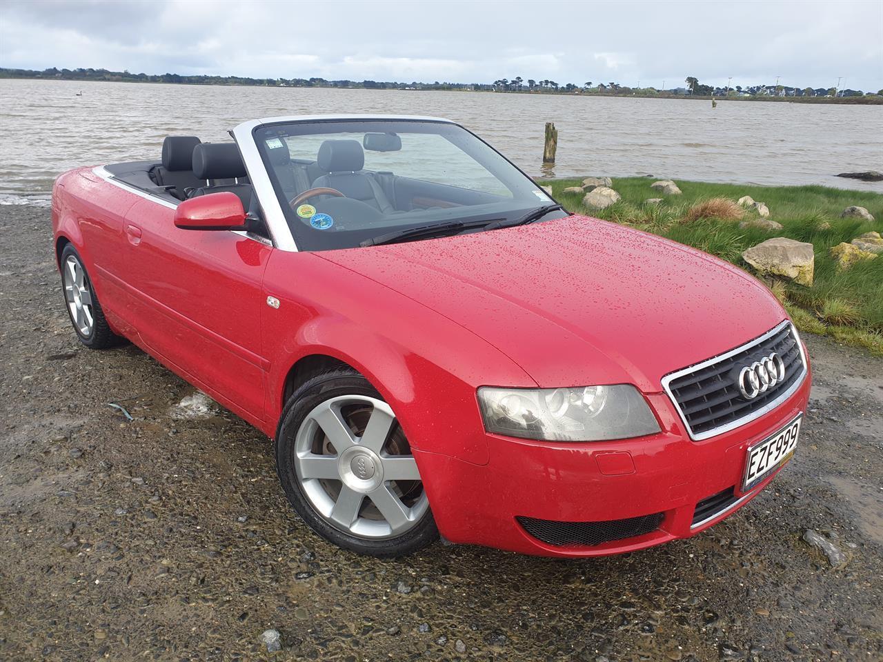image-0, 2003 Audi A4 at Invercargill