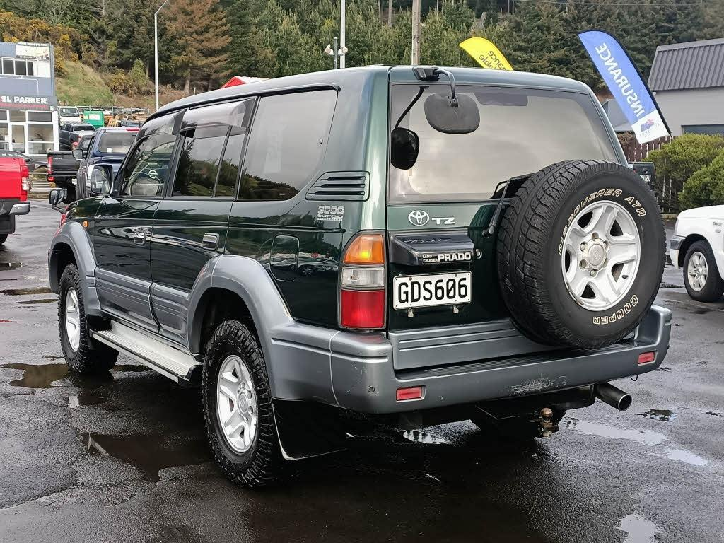 image-4, 1999 Toyota Landcruiser Prado at Dunedin